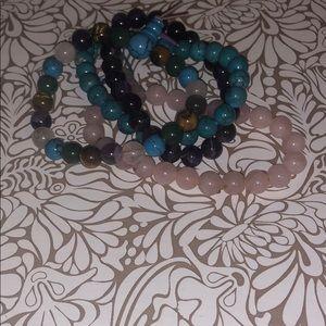Jewelry - Beaded bracelets!